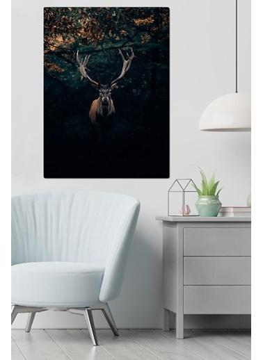 MarkaEv Canvas Hayvanlar Tablo 0139 Renkli
